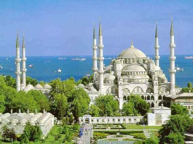 Sultanahmed Bluemosque - Turkey